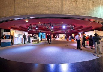 Berlin corporate event venues Party room Tempodrom - Small Arena image 5