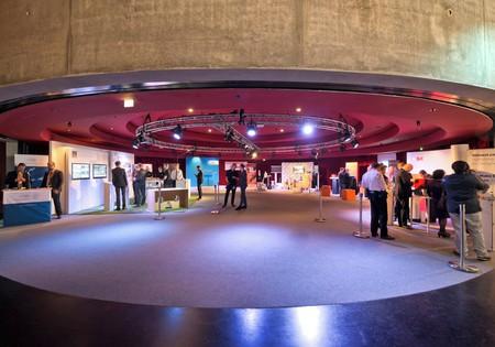 Berlin corporate event venues Partyraum Tempodrom - Kleine Arena image 5