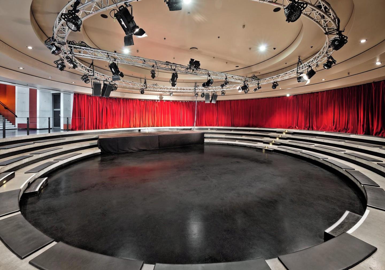 Berlin corporate event venues Partyraum Tempodrom - Kleine Arena image 1