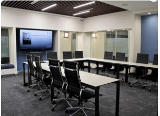 NYC seminar rooms Salle de réunion Jay Suites  Times Square - Room G image 10