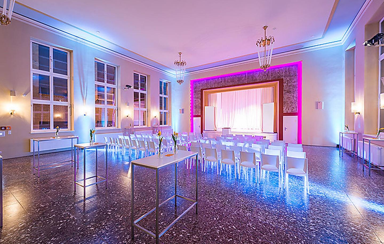 Leipzig corporate event venues Historische Gebäude Alter Stadtsaal image 0