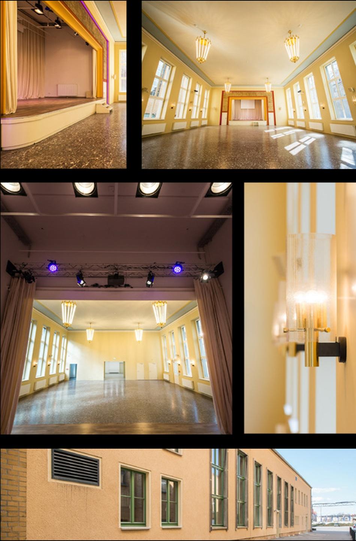 Leipzig corporate event venues Historische Gebäude Alter Stadtsaal image 2