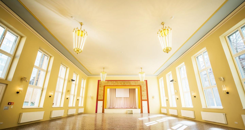 Leipzig corporate event venues Historische Gebäude Alter Stadtsaal image 1