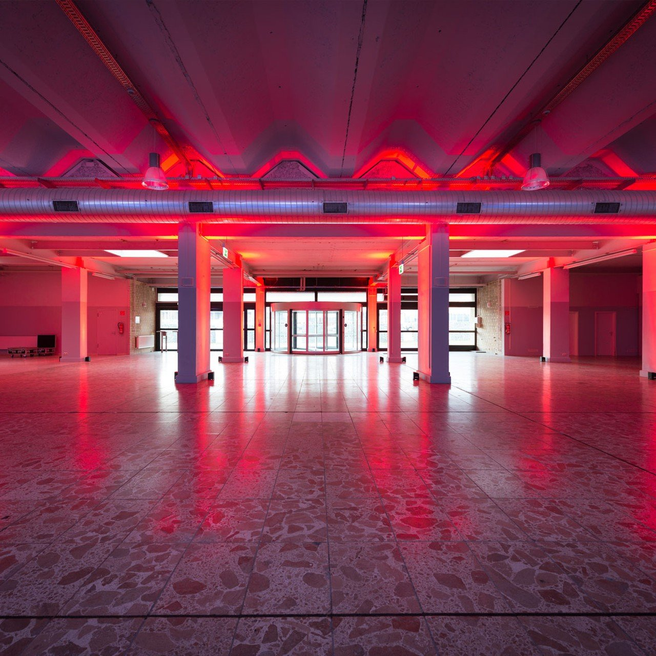 Leipzig corporate event venues Besonders Terminal A image 0