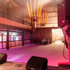 Leipzig corporate event venues Lieu industriel Industrial and opulent ball room image 1