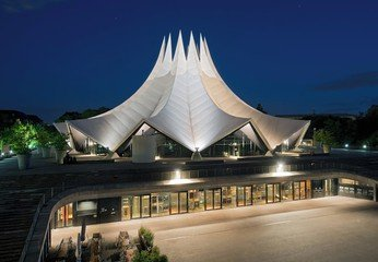 Berlin corporate event venues Auditorium Tempodrom image 1
