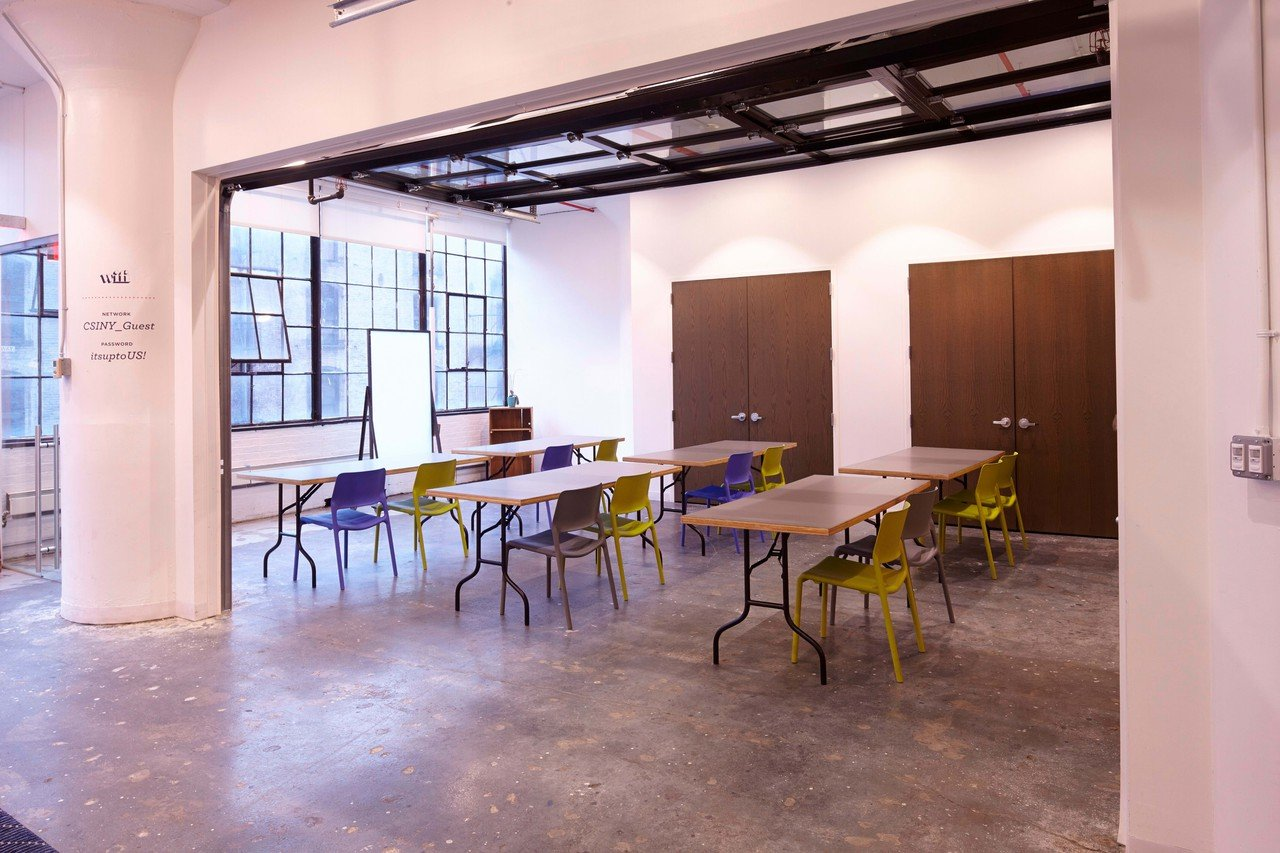 NYC seminar rooms Coworking Space Centre for Social Innovation - Classroom C image 0
