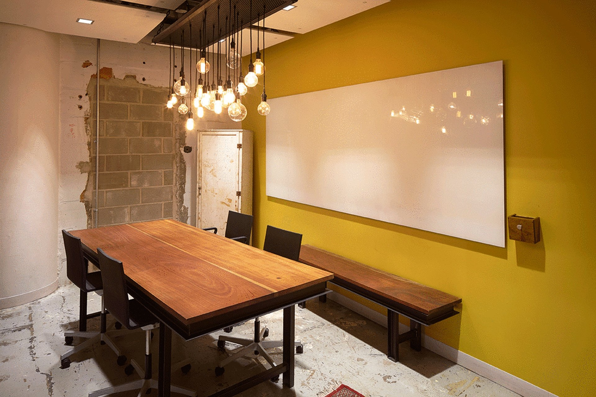 NYC conference rooms Coworking space Centre for Social Innovation - Meeting Room 1 image 0