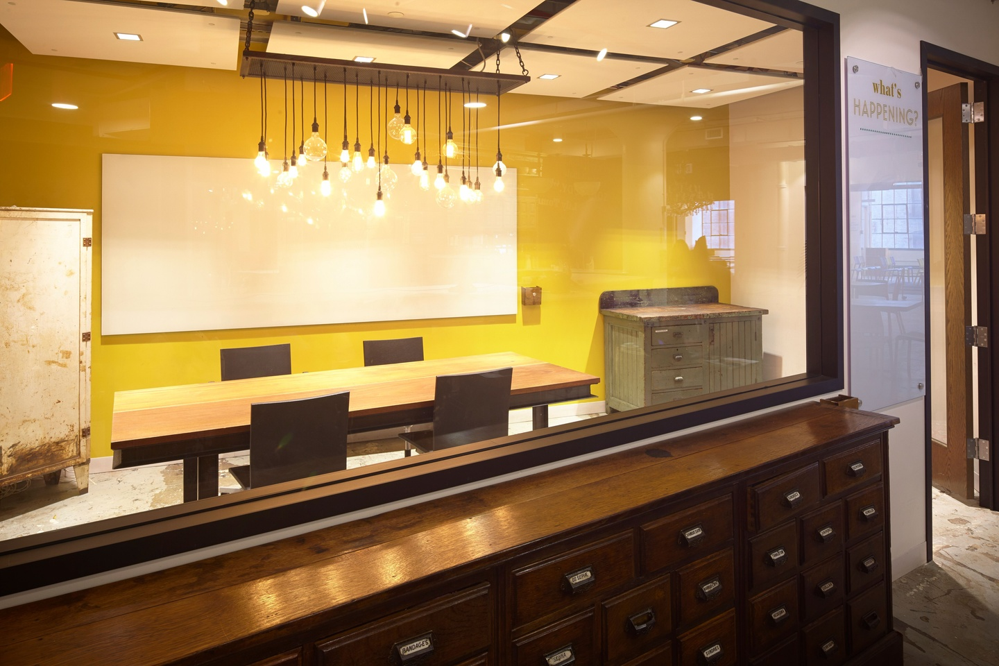 NYC conference rooms Coworking space Centre for Social Innovation - Meeting Room 1 image 1