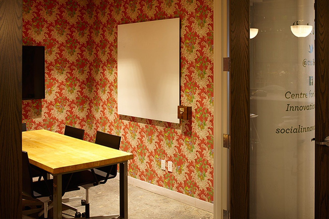 NYC conference rooms Coworking Space Centre for Social Innovation - Meeting Room 3 image 0