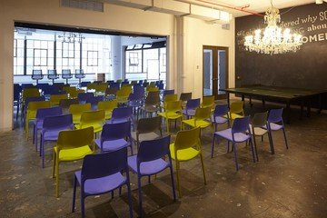 NYC corporate event venues Coworking space Centre for Social Innovation - Event Space image 7