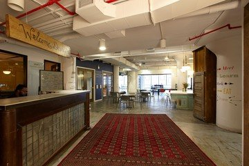 NYC corporate event venues Coworking space Centre for Social Innovation - Event Space image 10