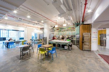 NYC corporate event venues Coworking Space Centre for Social Innovation - Event Space image 0