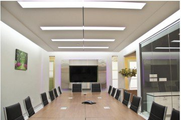 NYC seminar rooms Meetingraum Jay Suites  34 th Street- Room A image 0
