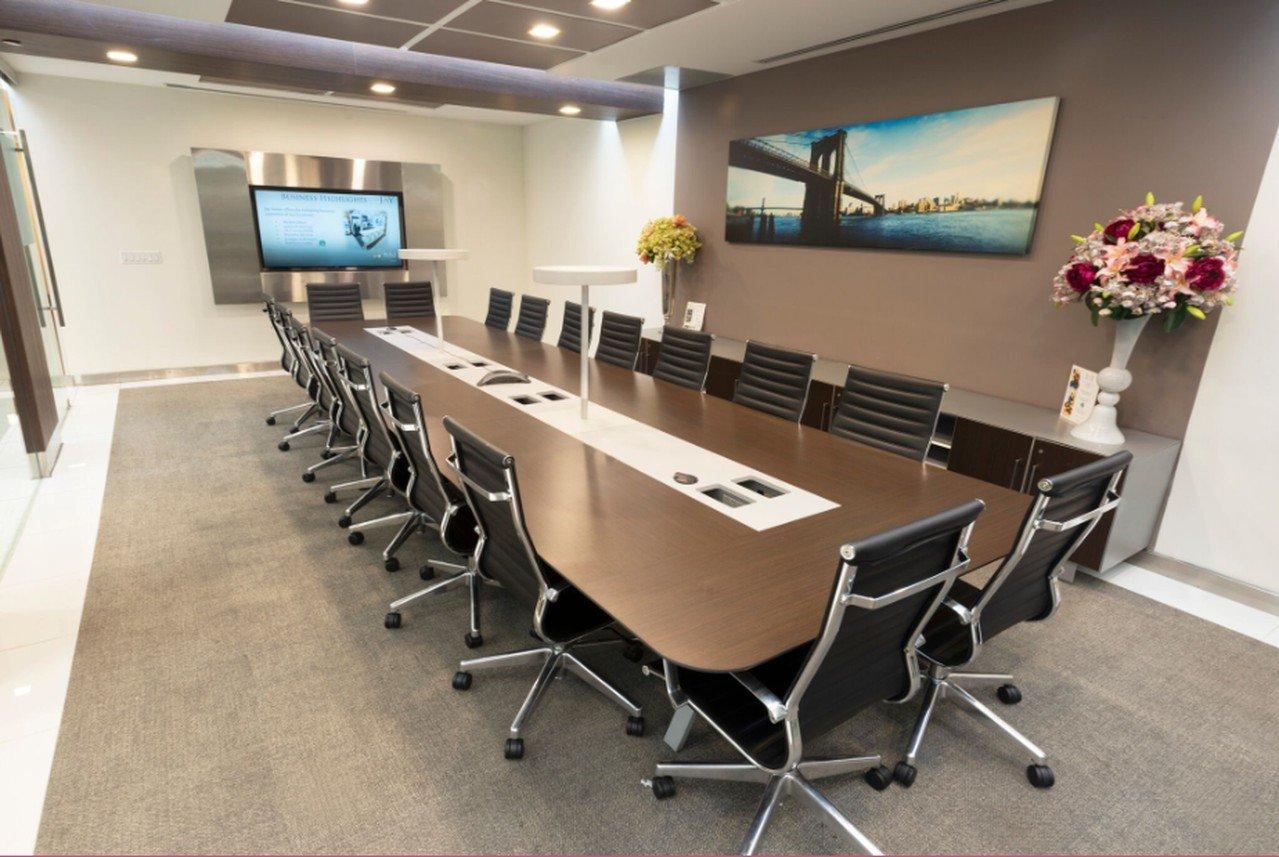 NYC seminar rooms Meeting room Large Meeting Room D image 0