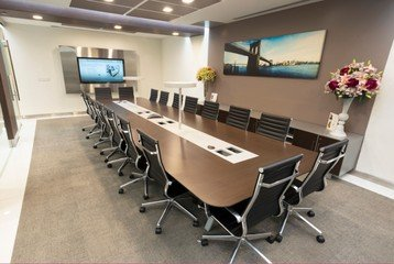NYC seminar rooms Meeting room Jay Suites  34 th Street- Room D (CA) image 0