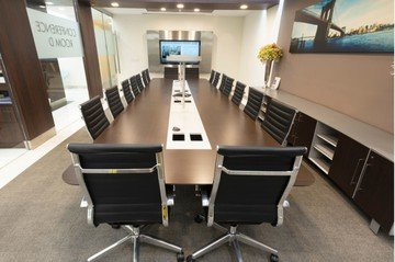 NYC seminar rooms Meeting room Jay Suites  34 th Street- Room D (CA) image 1