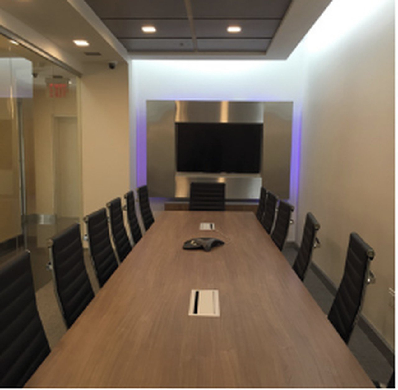 NYC seminar rooms Meetingraum Jay Suites  34 th Street- Room F image 0
