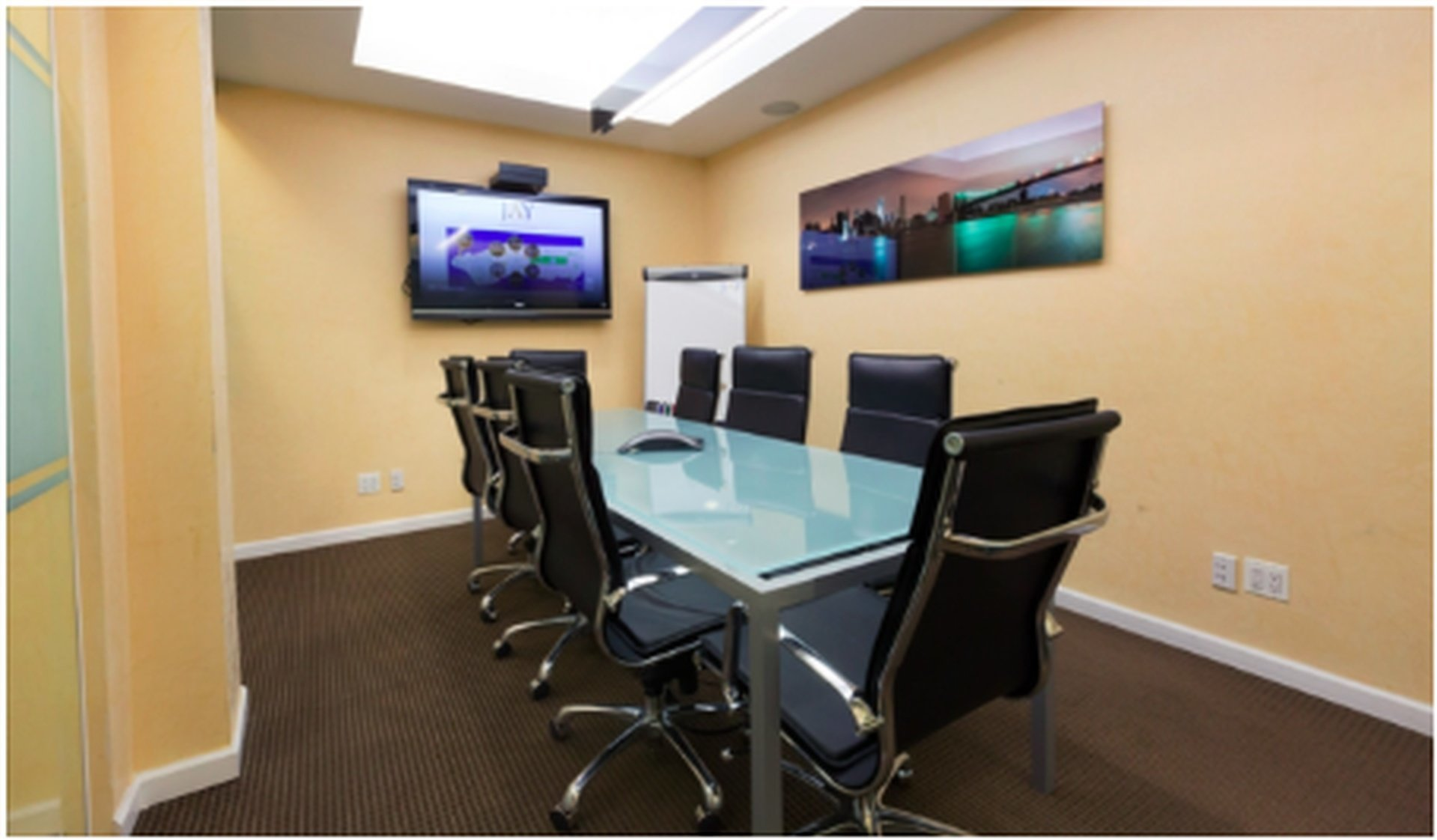 NYC conference rooms Meeting room Jay Suites Grand Central - 3rd floor image 0