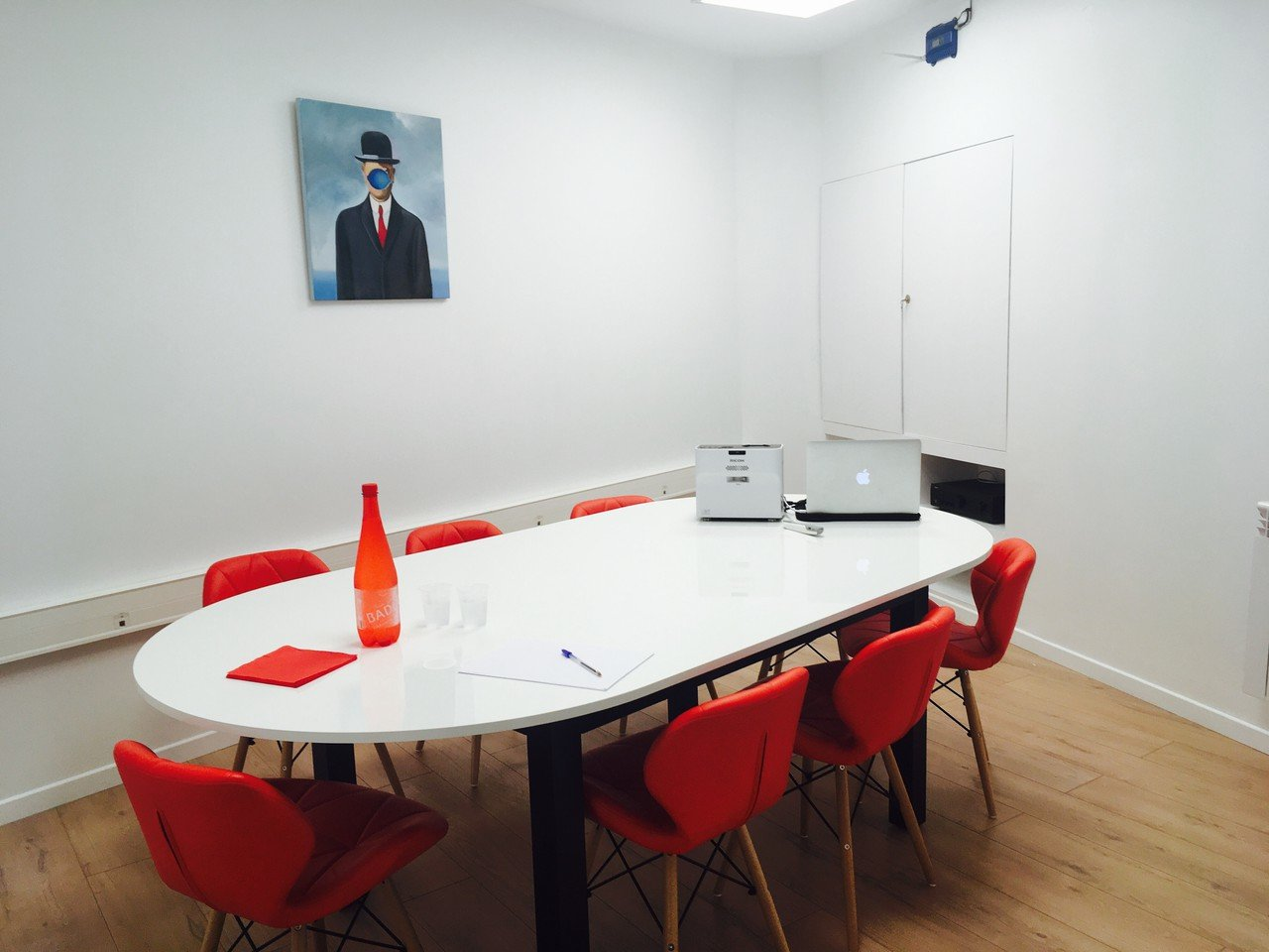 Paris training rooms Espace de Coworking The Office Paris image 3