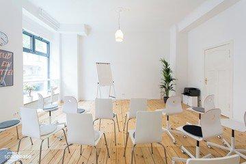 Berlin workshop spaces Meetingraum Der Workspace im THE LAB image 4