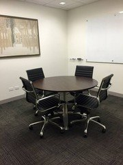 NYC conference rooms Meeting room Corporate Suites Conference Room 8B image 0