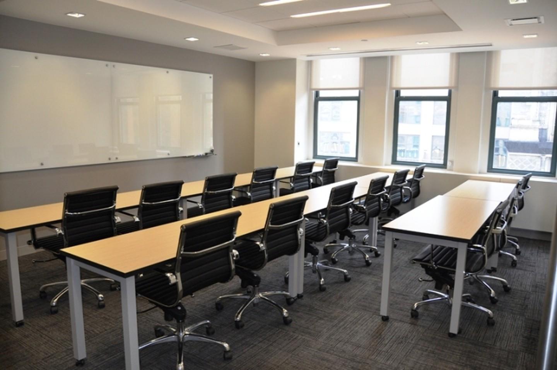 NYC seminar rooms Meetingraum Corporate Suites Seminar Space 20A image 1