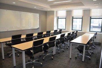 NYC seminar rooms Salle de réunion Corporate Suites Seminar Space 20A image 1