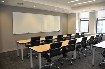 NYC seminar rooms Meeting room Corporate Suites Seminar Space 20A image 0