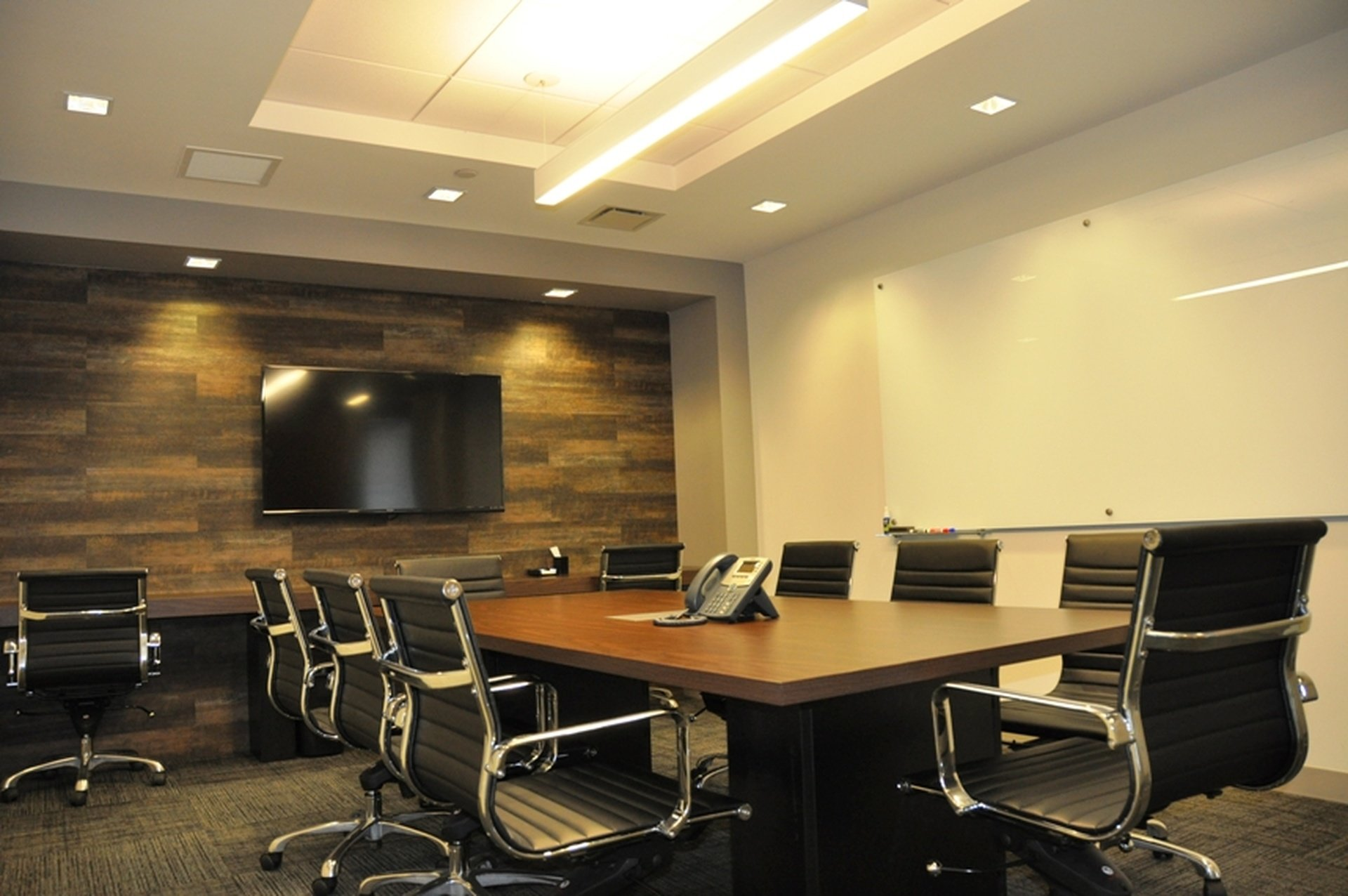 NYC conference rooms Salle de réunion Corporate Suites Conference Room 20B image 0
