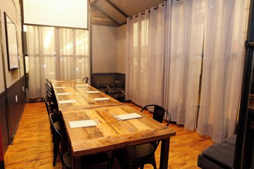 NYC conference rooms Historic venue The Farm Soho - Conference Room The Library image 2