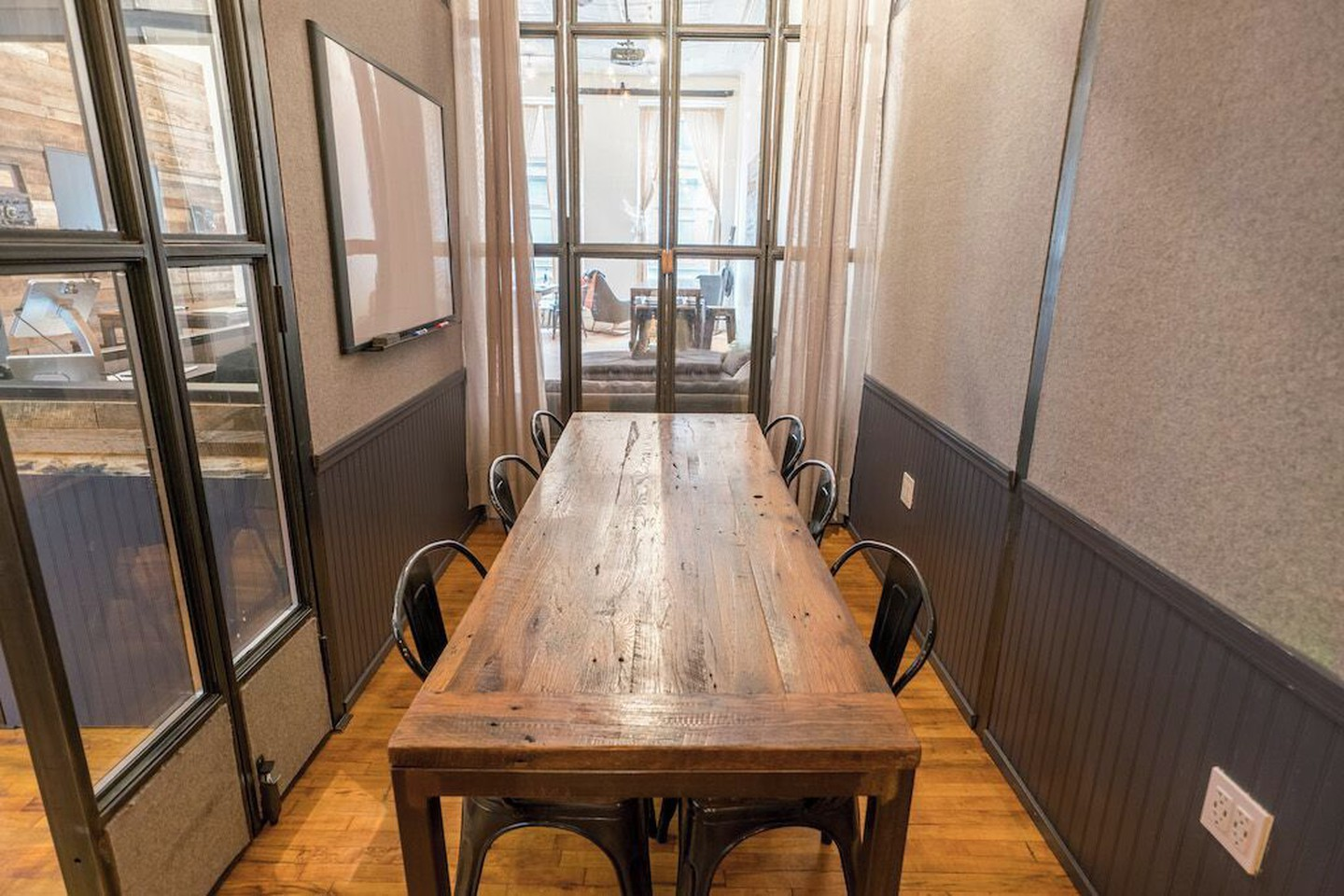 NYC workshop spaces Historic venue The Farm Soho - Conference Room A image 0