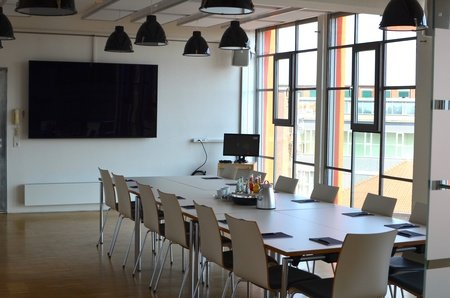 Cologne workshop spaces Meeting room Ereignishaus image 2