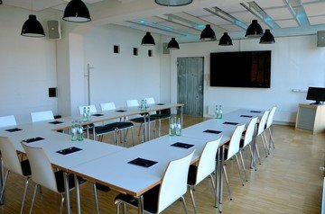 Cologne workshop spaces Meeting room Ereignishaus image 3