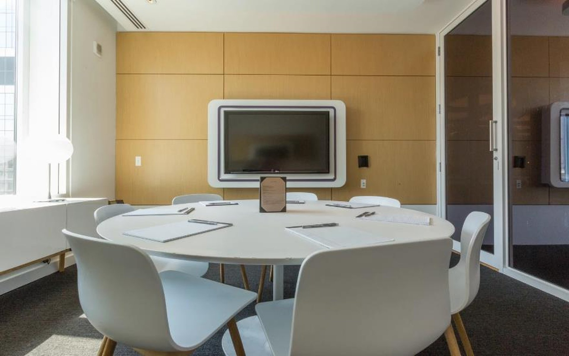 NYC conference rooms Meeting room Yotel - (CC2) Club Cabin 3 image 0