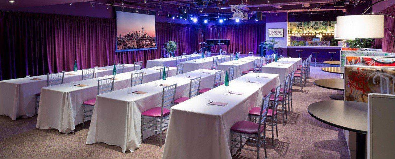 NYC seminar rooms Salle de réunion Yotel - Studio image 0