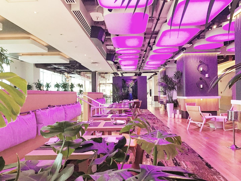 NYC corporate event venues Restaurant Yotel - Restaurant image 2