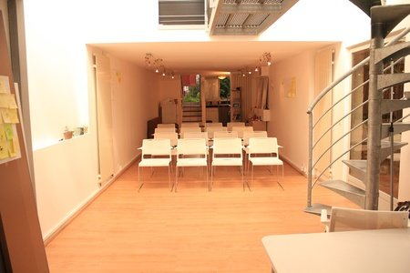 Paris seminar rooms Unusual Loft Paris 11 image 0