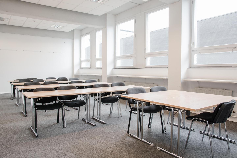 Berlin workshop spaces Salle de réunion Forum Factory - Room 3 image 3