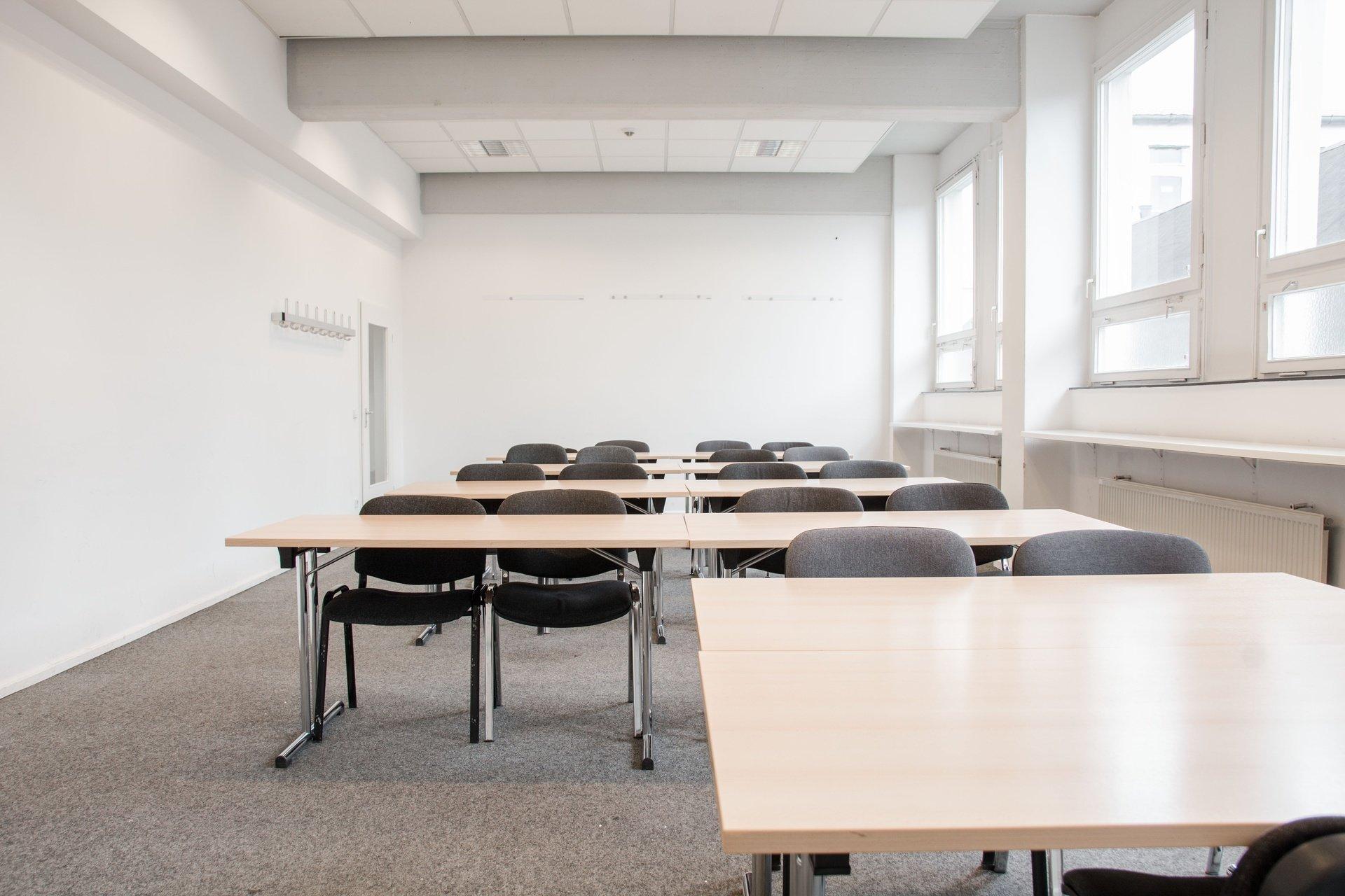 Berlin workshop spaces Salle de réunion Forum Factory - Room 3 image 0