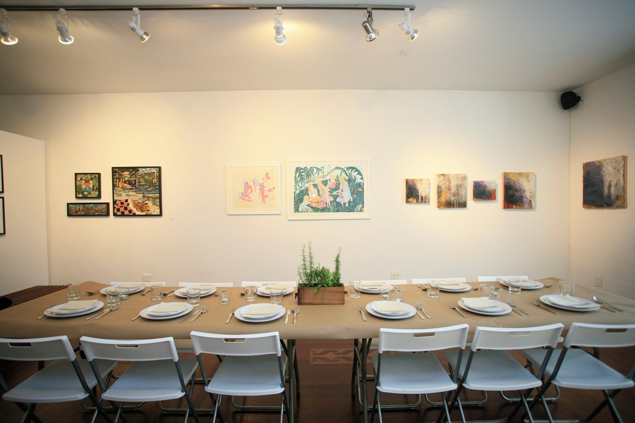 NYC conference rooms Galerie d'art Court Tree Collective image 1