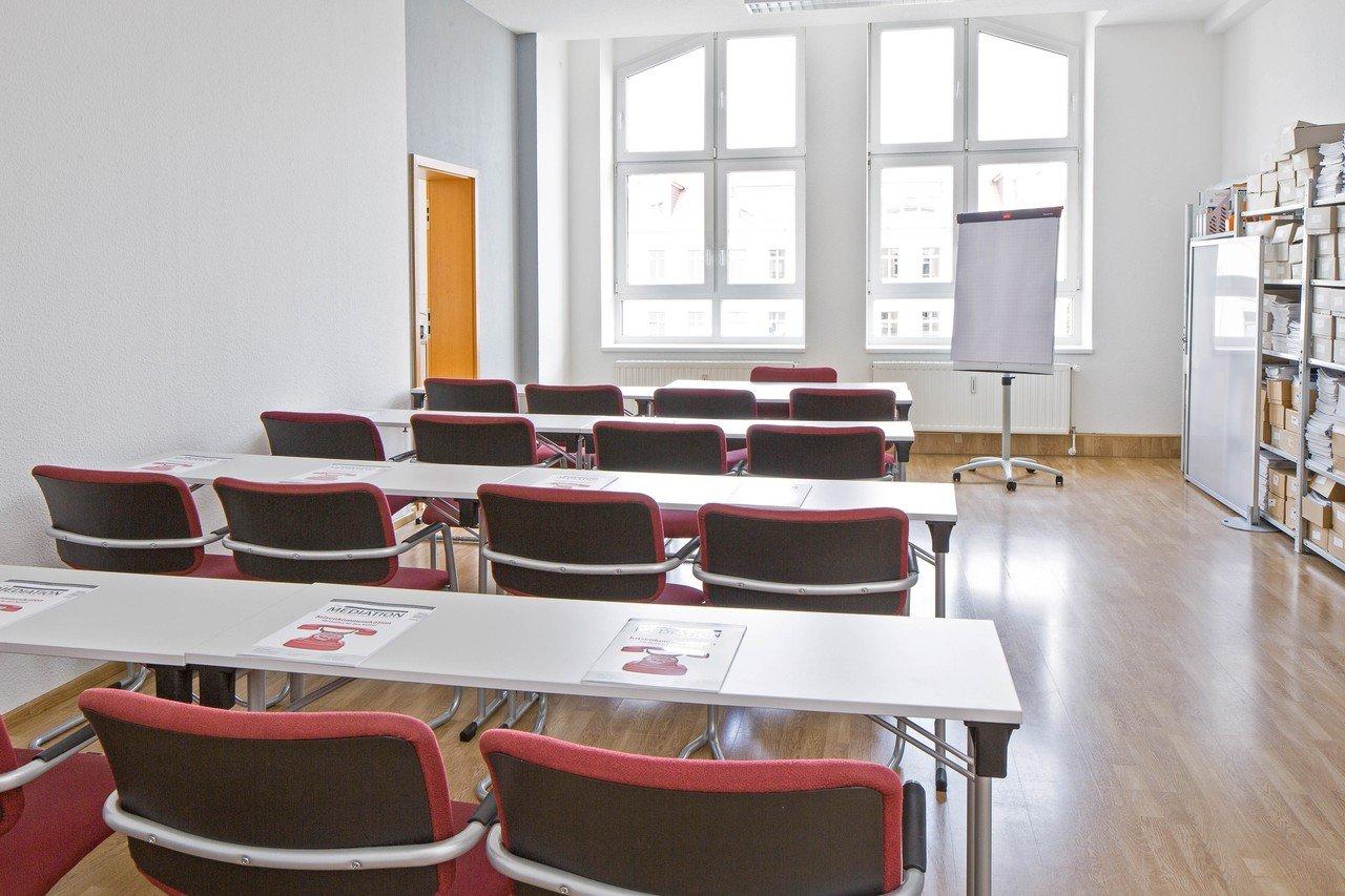 Leipzig Train station meeting rooms Meeting room IKOME - Heller image 0