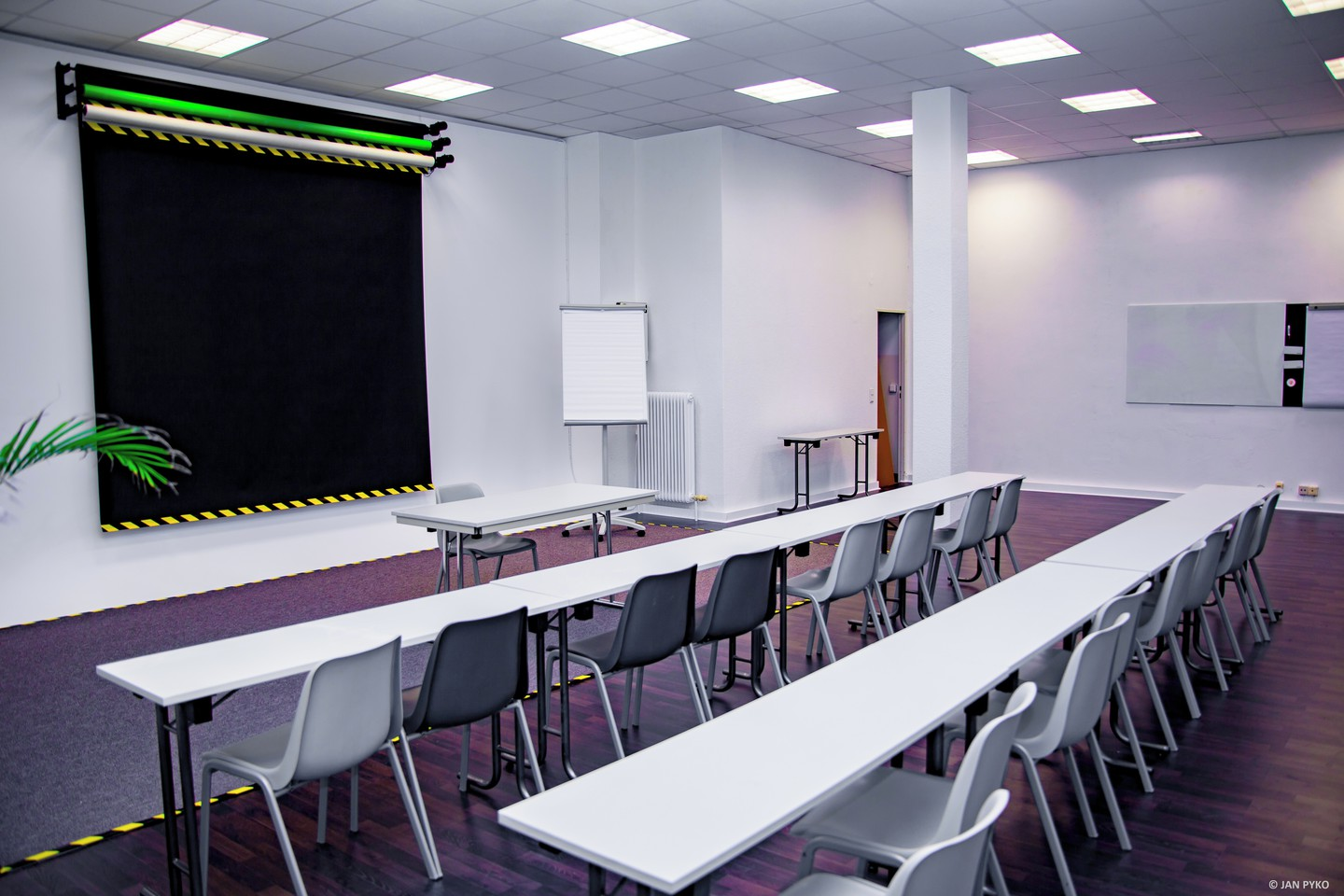 Berlin seminar rooms Meeting room Forum Factory - Hektor 1 image 1
