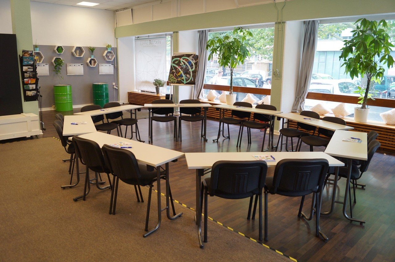 Berlin seminar rooms Meetingraum Forum Factory - Hektor.Space image 5