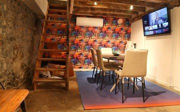 NYC workshop spaces Coworking space Rough Draft NYC - downstairs area image 1