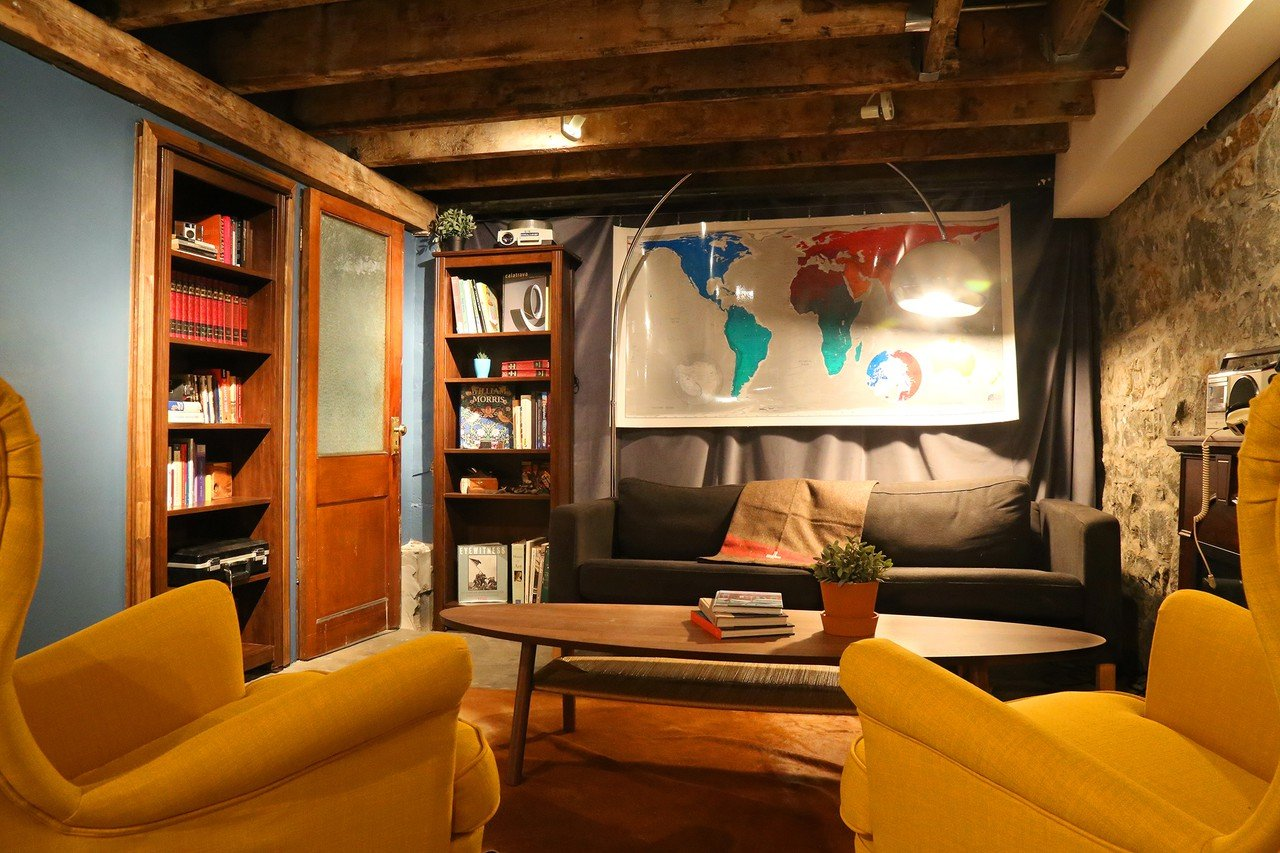 NYC workshop spaces Espace de Coworking Rough Draft NYC - downstairs area image 0