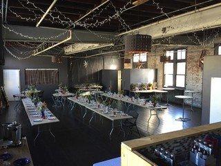 NYC Salles pour événement professionnel Lieu industriel Loft172 image 0