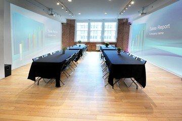 NYC workshop spaces Lieu industriel Unarthodox image 10