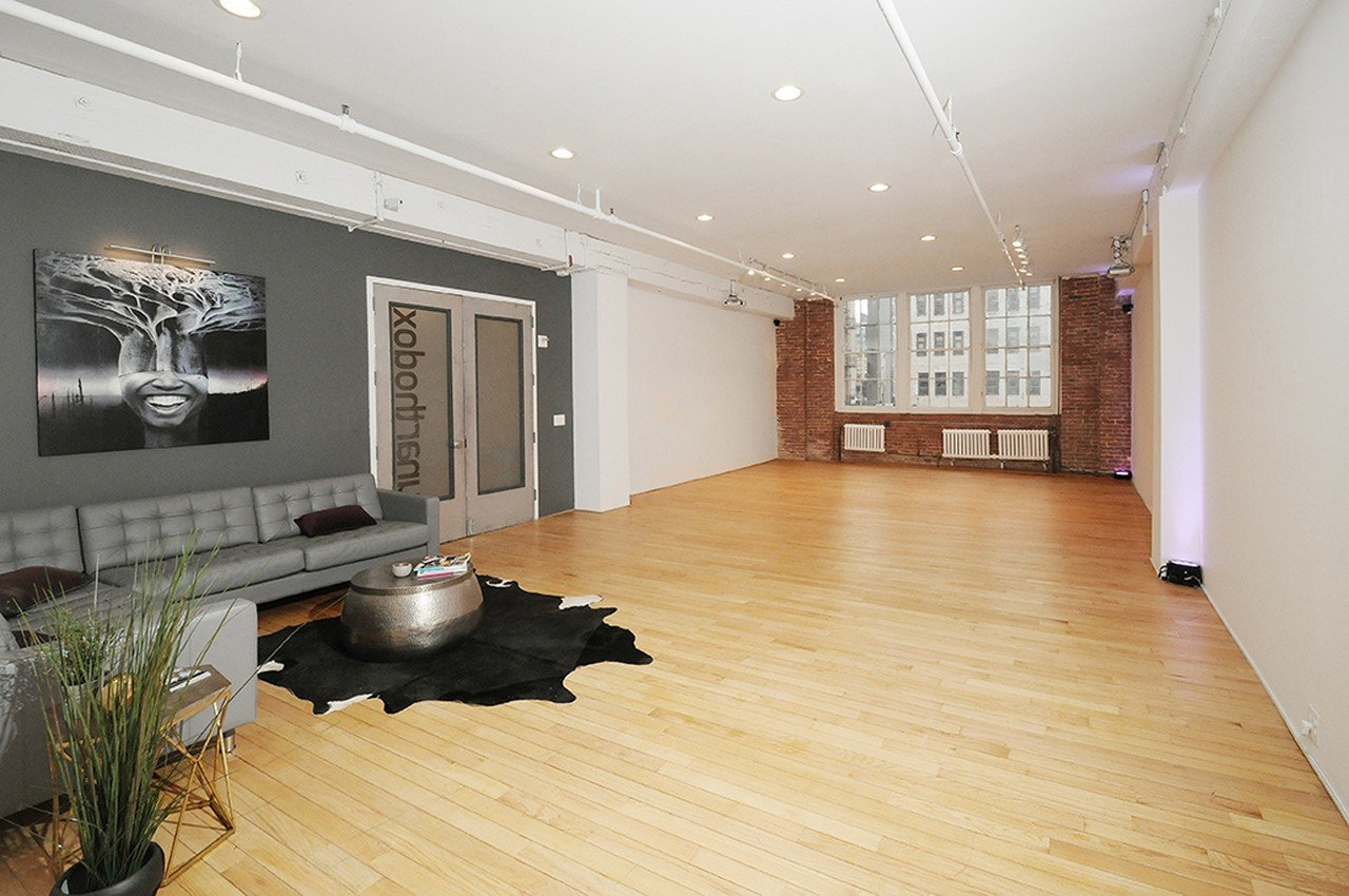 NYC workshop spaces Lieu industriel Unarthodox image 0