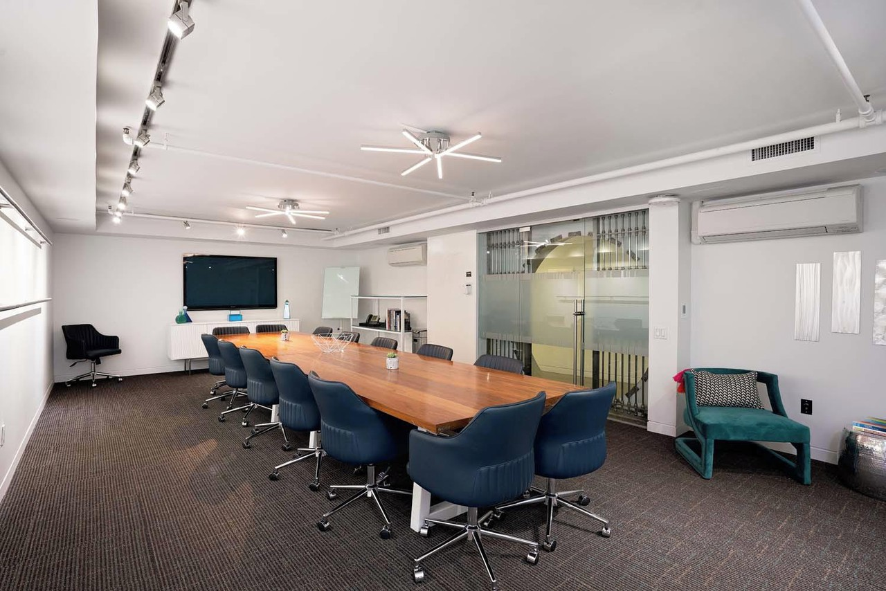 NYC conference rooms Meeting room Space530 - The Vault image 0